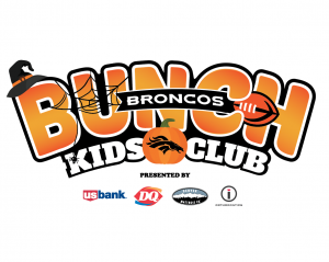 Broncos Bunch Halloween v1 Logo
